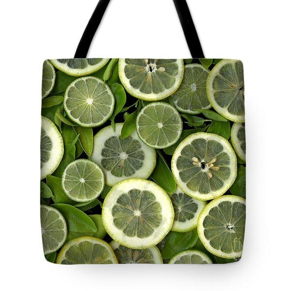 Limons Tote Bag