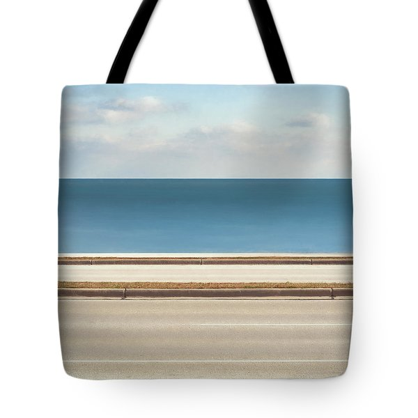 Lincoln Memorial Drive Tote Bag