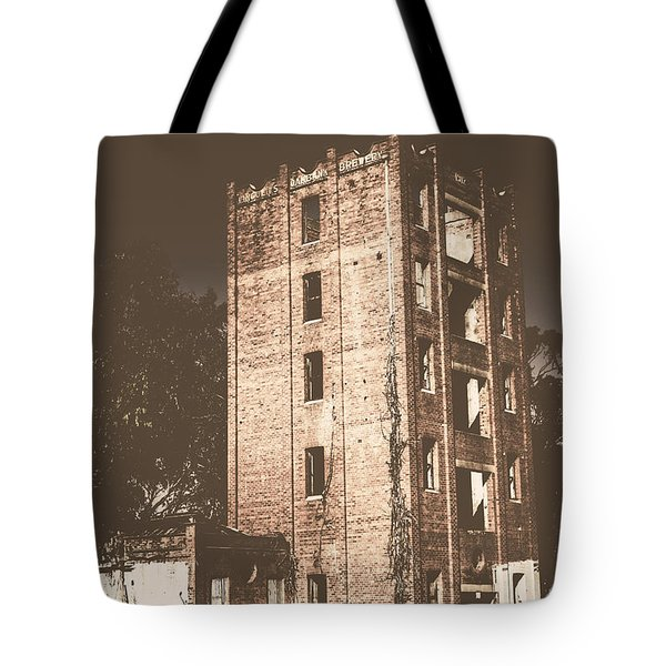 Lincolns Oakbank Brewery Tote Bag