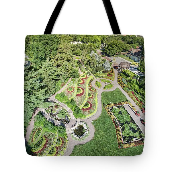 Lincoln's Sunken Gardens, 2018 Tote Bag
