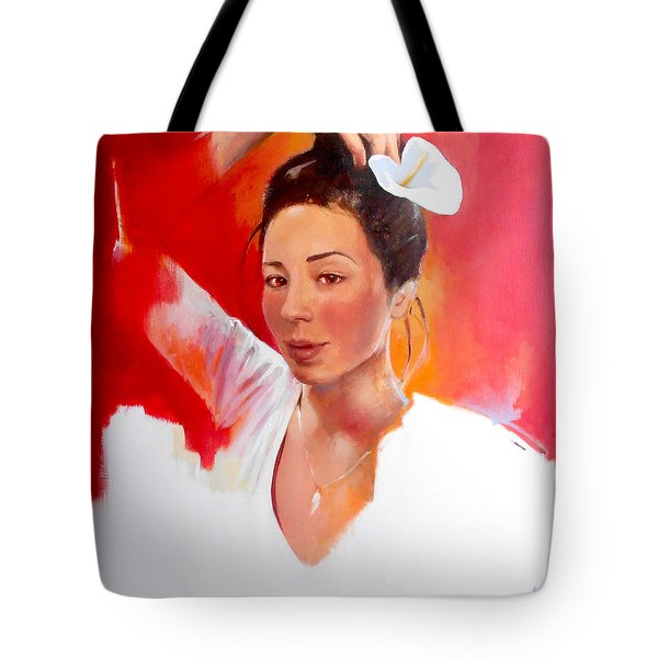 Linda Lightbody Tote Bag