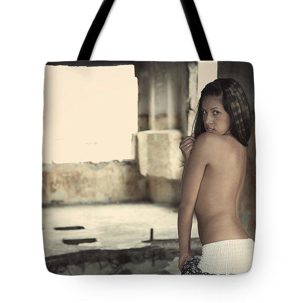 Linda's Seduction Tote Bag