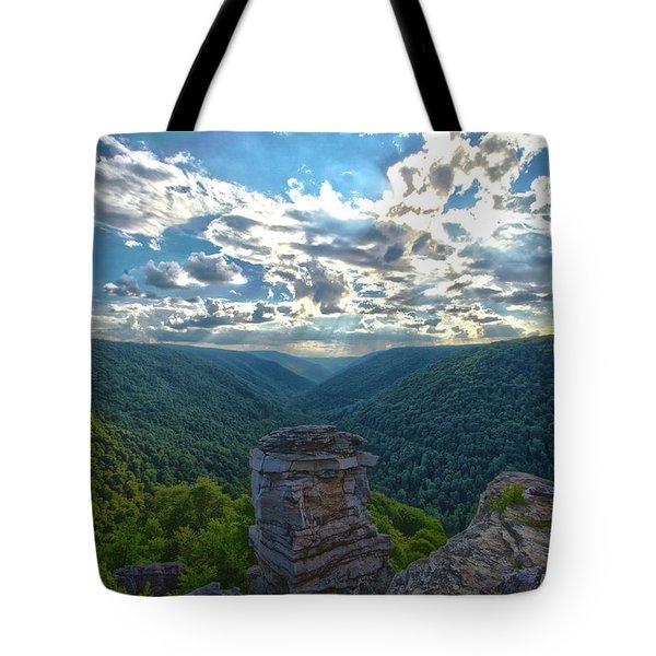 Lindy Overlook Tote Bag