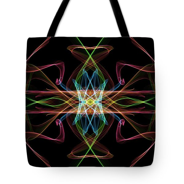 Line Art Tote Bag