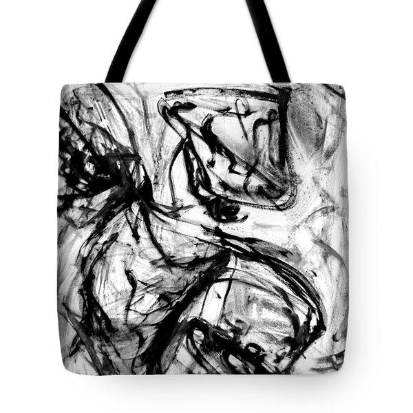 Line Of Life Tote Bag