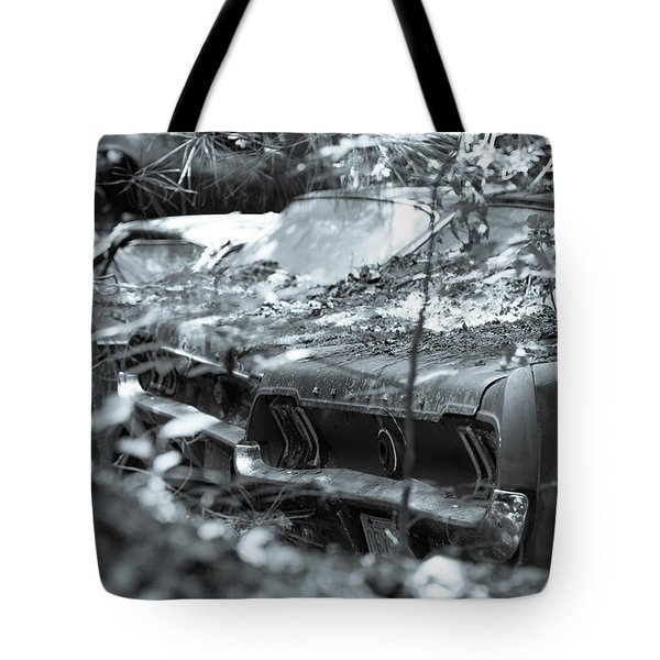 Line Them Up Tote Bag