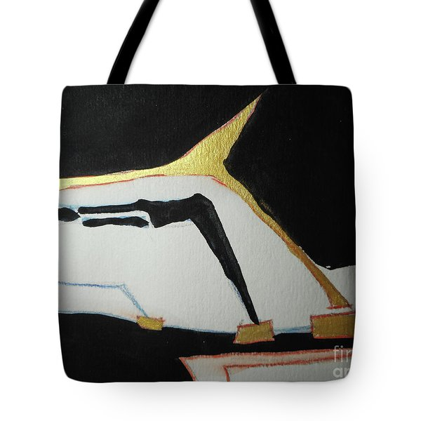Linear-1 Tote Bag