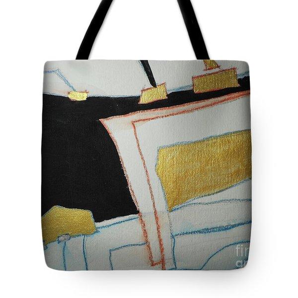 Linear-2 Tote Bag