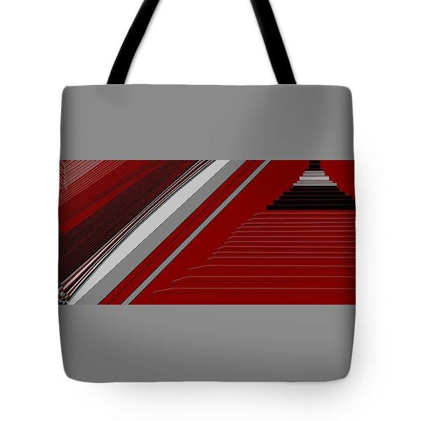 Lines 50 Tote Bag
