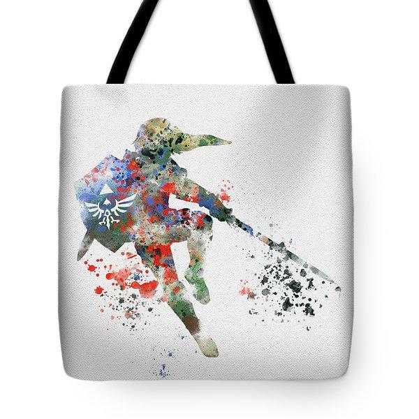 Link Tote Bag by Rebecca Jenkins