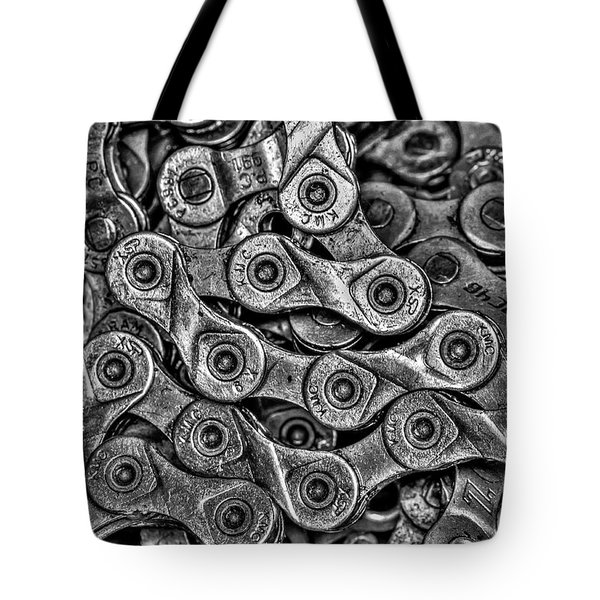 Links II Tote Bag