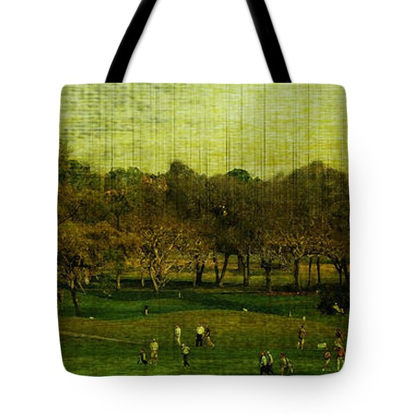 Links Tote Bag