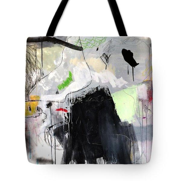 L'insaisissable-2 Tote Bag