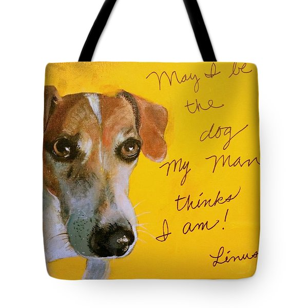 Linus Tote Bag