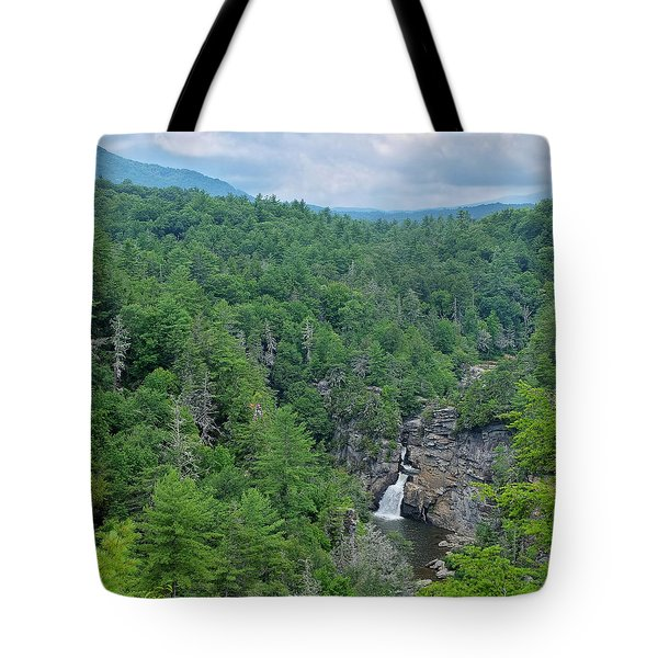 Linville Gorge Tote Bag