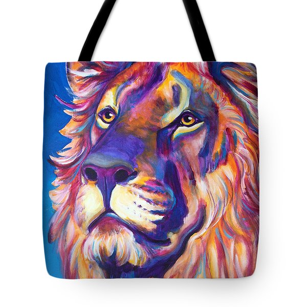 Lion - Cecil Tote Bag