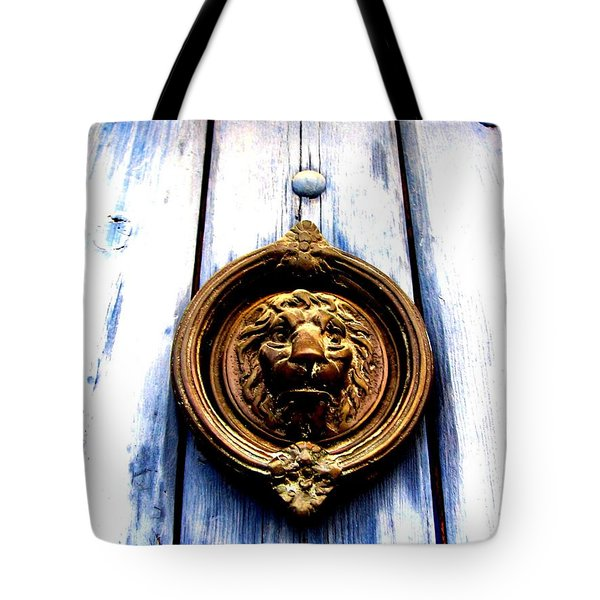 Lion Dreams Tote Bag