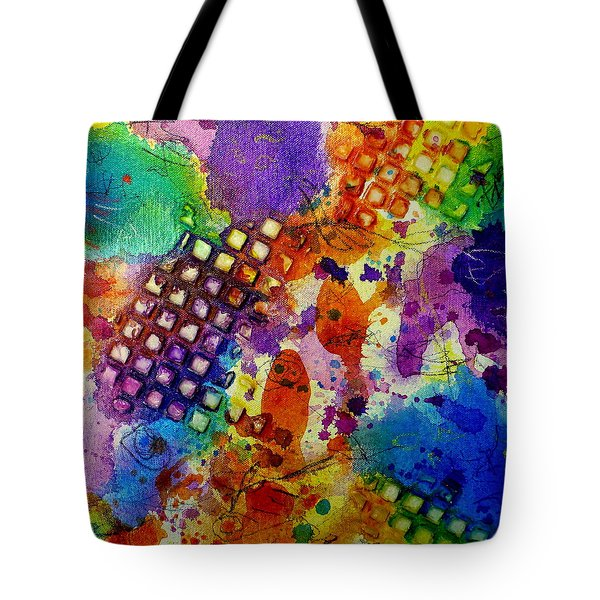 Lion For A Day Tote Bag