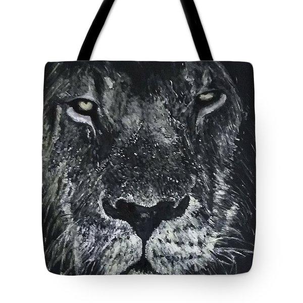Lion Tote Bag