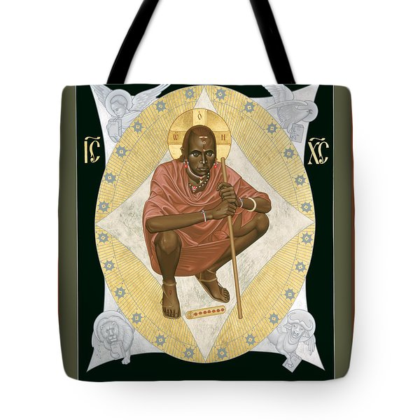 Lion Of Judah - Rlloj Tote Bag