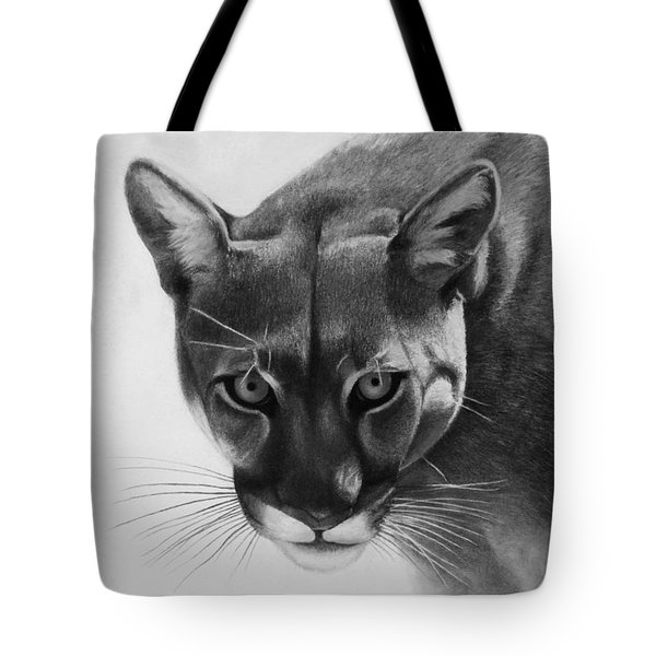 Lion Of The Andes Tote Bag