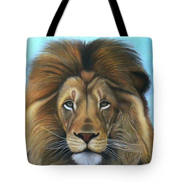 Lion - The Majesty Tote Bag