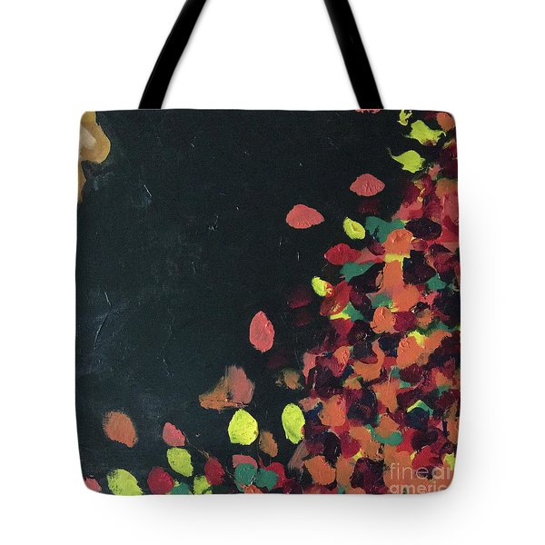 Tote Bag featuring the painting Lioness' Pride 6 Of 6 by Donald J Ryker III