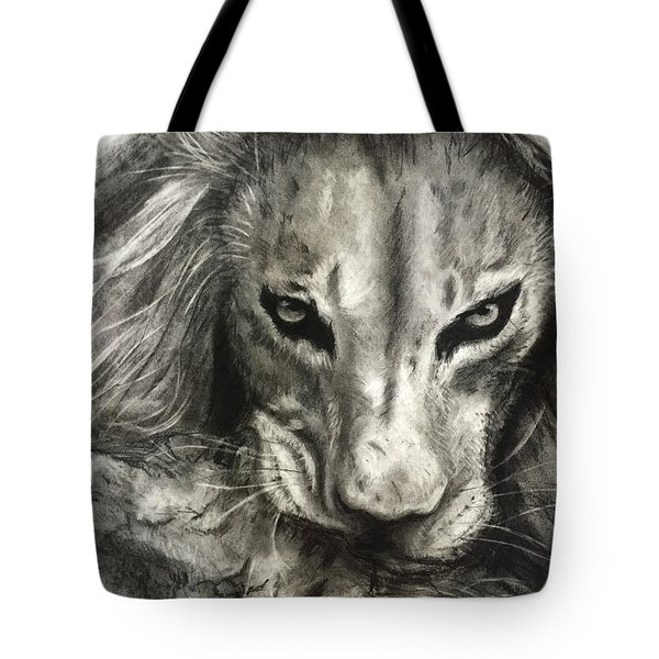 Lion's World Tote Bag