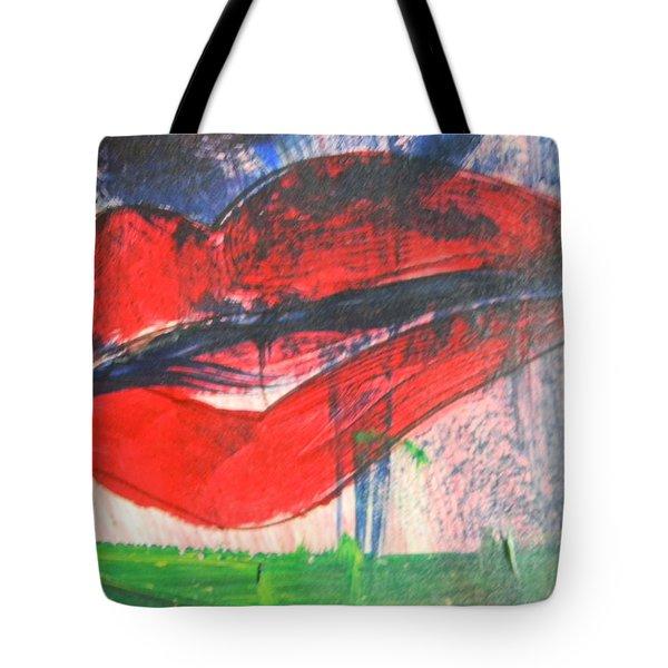 Lipstick - Sold Tote Bag