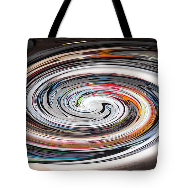 Liquefied Graffiti 3 Tote Bag