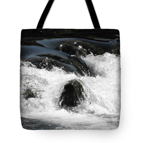 Liquid Art Tote Bag