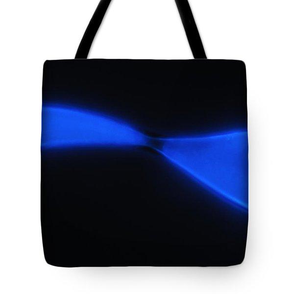 Liquid Blue 2 Tote Bag