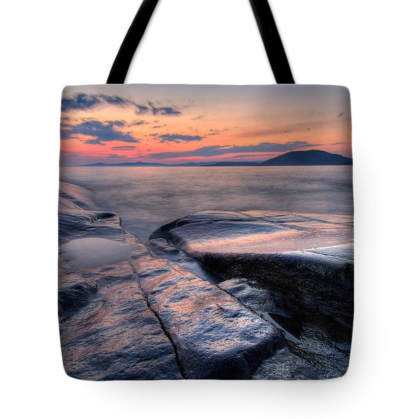 Liquid Lagoon  Tote Bag