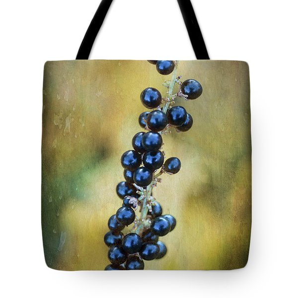 Liriope Stalk Tote Bag
