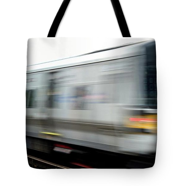 Lirr East Bound Tote Bag