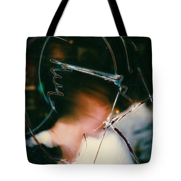 Lisa Tote Bag by JC Armbruster