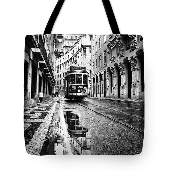 Lisboa Tote Bag