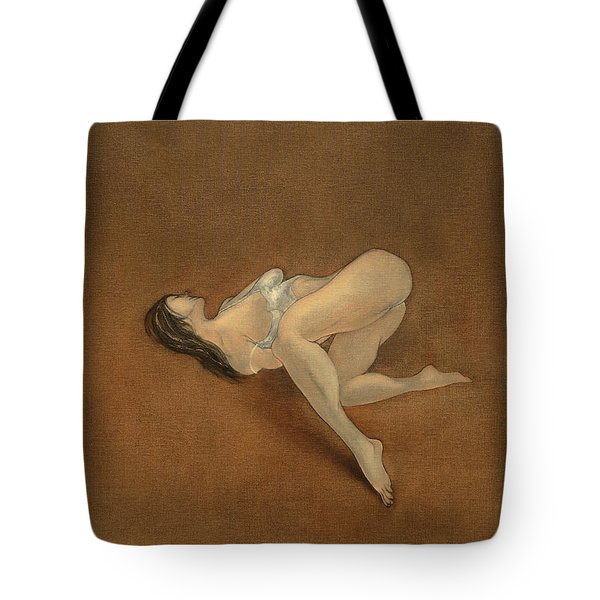 Lissome Tote Bag by Antonio Ortiz