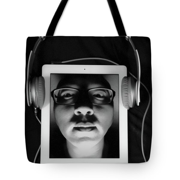 Listen To Inner Voice Tote Bag