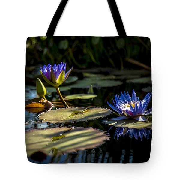 Tote Bag featuring the photograph Lit From Within by Laura Roberts