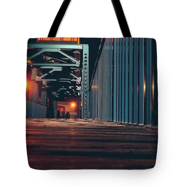 Lit Up Tote Bag
