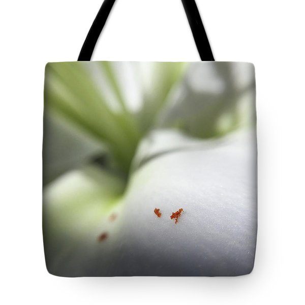 Little Alps Tote Bag