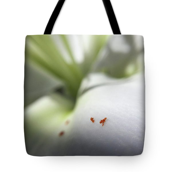 Little Alps Tote Bag