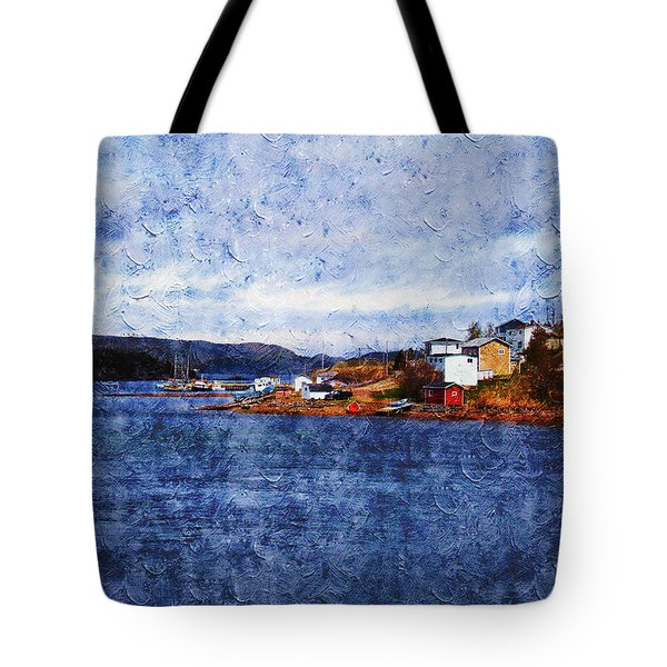 Little Bay Tote Bag