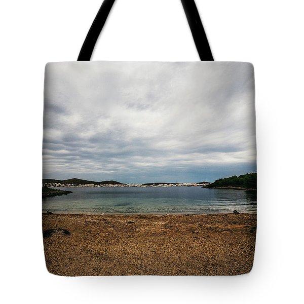 Little Beach Tote Bag