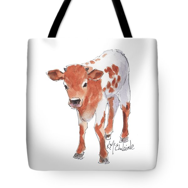Little Beau April 2017 By Kathleen Mcelwaine Tote Bag