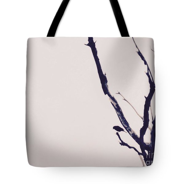 Little Bird Tote Bag by Tim Good