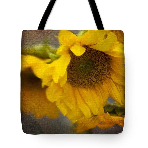 Little Bit Of Sunshine Tote Bag by Beverly Stapleton