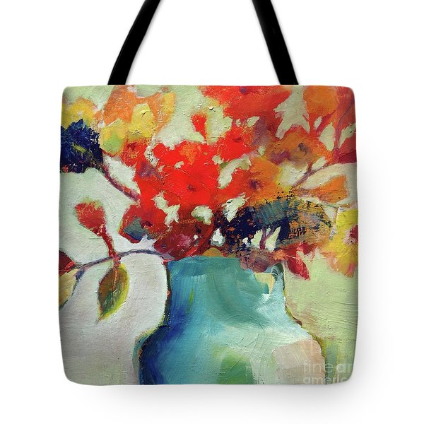 Little Bouquet Tote Bag