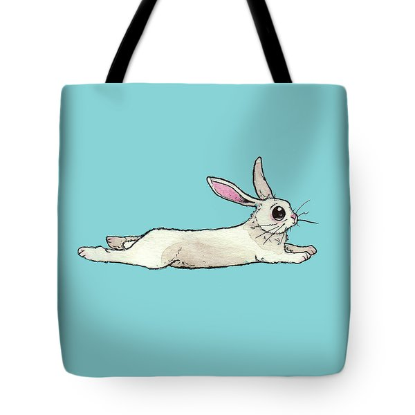 Little Bunny Rabbit Tote Bag